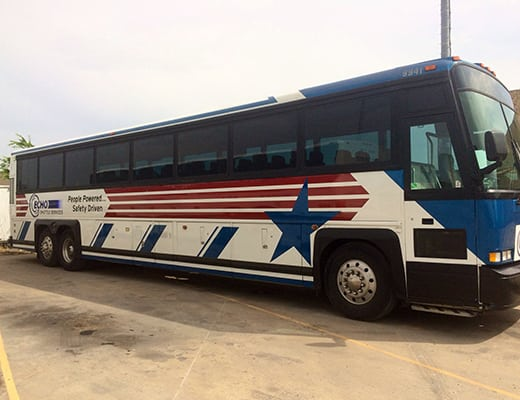 Echo Transportation Shuttle - People Powered...Safety Driven